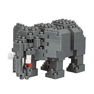 Nanoblock African Elephant NBC_295
