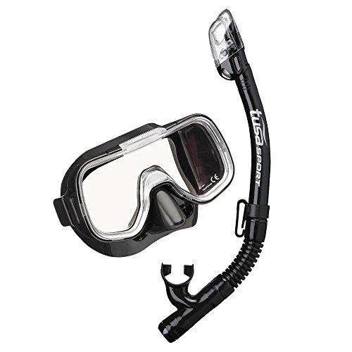 Tusa Sport Mini KLEIO Youth Dry Snorkeling Combo