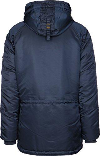 blue Industries Alpha Jacket Rep N3 Pm b UBxfvRcqW