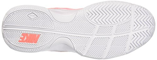 EU 113 Blanc Lite White Tennis Glow Nike Chaussures Femme WMNS Lava Grey Vast Court 40 de 5 qpaaRTgw