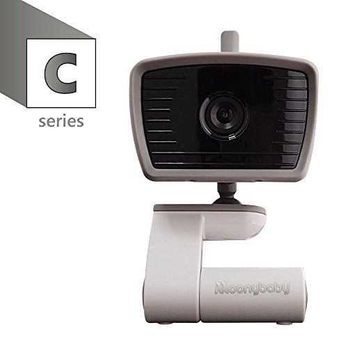 MoonyBaby Add-On Camera Unit C Series for Video Baby Monitor 55933, 55933-2T, 55935, 55935-2T