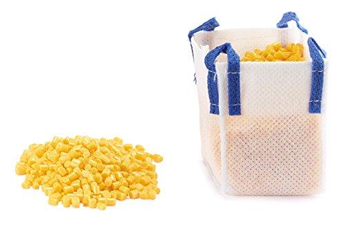 Siku Grain With Bag Miniature Replica Toy Model Farm Farming Accessories