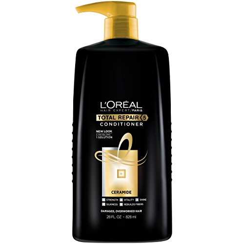 Repair Conditioner (L'Oréal Paris Hair Expert Total Repair 5 Repairing Conditioner, 28 fl. oz. (Packaging May Vary))