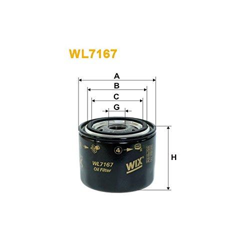 Wix Filter WL7167 Oil-Filter Element