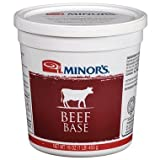 Minor's (Original Formula) Beef Base - 16 oz.