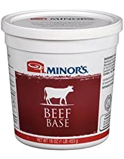 Minor's (Original Formula) Beef Base - 16 oz.