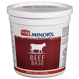 Minor\'s Original Formula Beef Base, 16 ounce