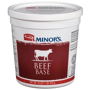 Minor's Original Formula Beef Base, 16 ounce ()