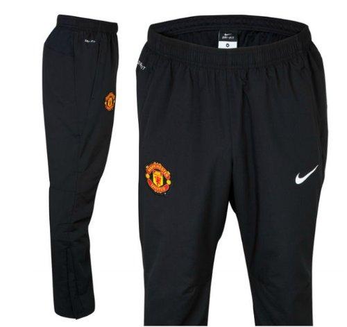 Nike Manchester United Squad Sideline Woven Pant [Black] (S)