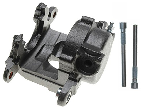 ACDelco 18FR625 Professional Front Passenger Side Disc Brake Caliper Assembly without Pads (Friction Ready Non-Coated), Remanufactured
