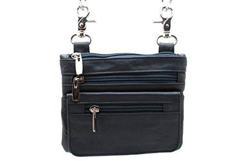 Blue Louis Vuitton Diaper Bag - 4