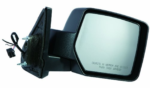 Depo 333-5413R3EF Jeep Patriot Passenger Side Textured Non-Heated Power Mirror