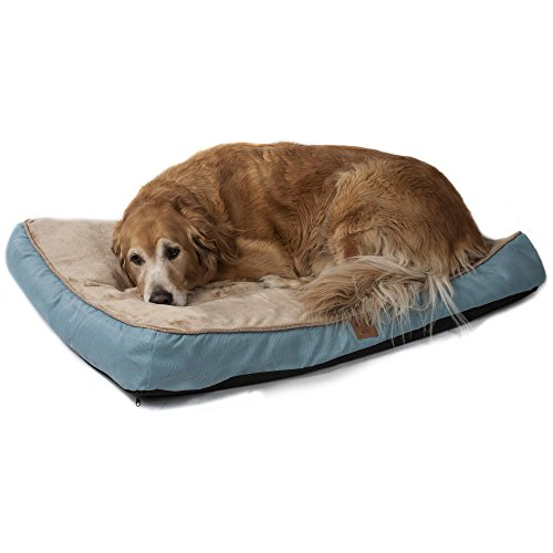 Precision Pet SnooZZy Rustic Elegance Mattress Brown