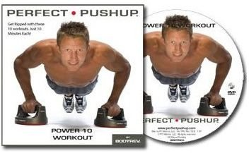 Perfect Pushup Power Workout DVD