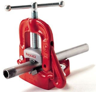 Ridgid 40100 Vise, 25 Bench Yoke by Ridgid
