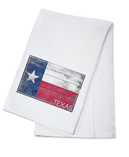 Rustic Texas State Flag