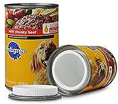 Pedigree Dog Food Diversion Can Hidden Storage Stash Can