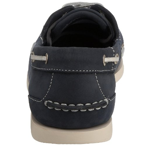 Chatham Pacific Men's Boat Shoes Navy 2n79KCWU