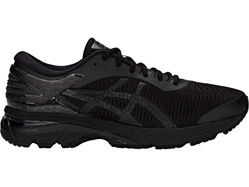 ASICS Gel-Kayano 25 Men's Running Shoe, Black/Black, 7.5 D(M) US