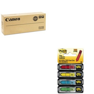 KITCNM3630B003AAMMM684SH - Value Kit - Canon 3630B003 PF04 Printhead (CNM3630B003AA) and Post-it Arrow Message 1/2quot; Flags (MMM684SH) (Power Printhead Cable)