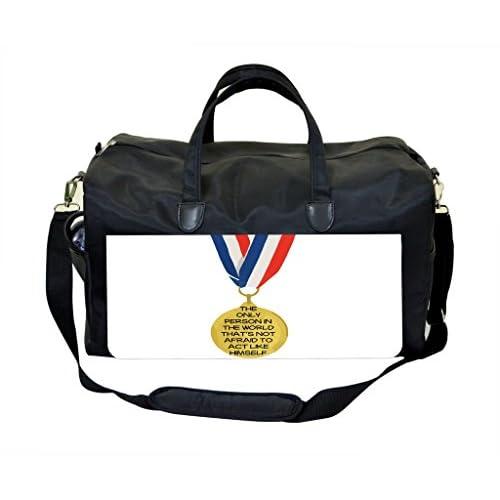 Medal Weekender/Overnighter Bag