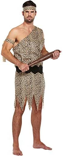 Cavewoman Fancy Dress Costume Medium