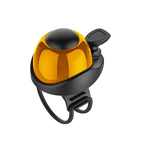 Glodorm Adjustable Bicycle Bell,Universal Bike Bell,Loud Sound Bike Ring for Road Bike,MTB Bike,City Bike,Sports Bike,Kid