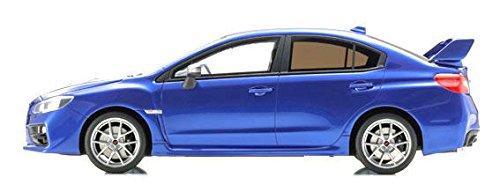 1/18 スバル WRX STI タイプS (WRブルーパール) 「SAMURAIシリーズ」 KSR18007BL