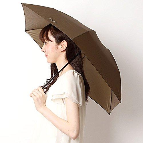 マッキントッシュ フィロソフィー(MACKINTOSH PHILOSOPHY) 【軽量約84g!】【14色展開】ユニセックス折りたたみ傘(バーブレラ Barbrella(R)) B01HK991FS 50CM|カ-キ カ-キ 50CM