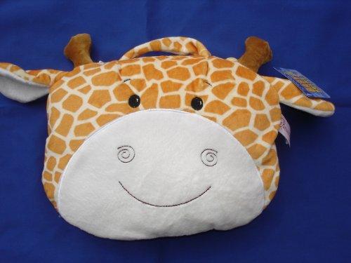 Super Soft Baby 2 in 1 Plush Giraffe Pillow Blanket Pet, the Best Baby Companion