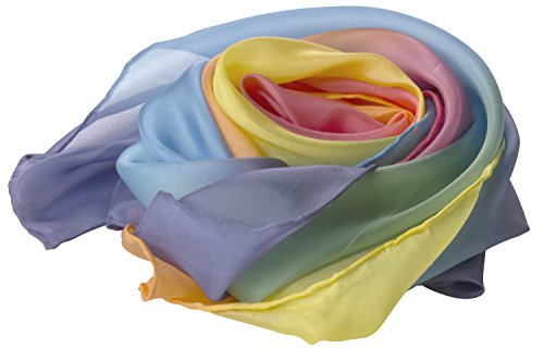 Sarah's Silks Rainbow Playsilk