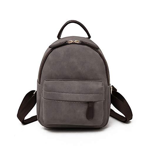VHVCX cuir PU Zipper dos à sacs D femmes à dos en Sacs Sacs Mode école petits bonbons femmes couleur pour Voyage S8zwSr