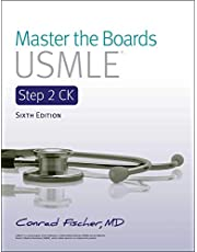 Master the Boards USMLE Step 2 CK 6th Ed.