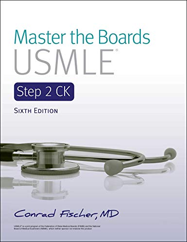 Master the Boards USMLE Step 2 CK 6th