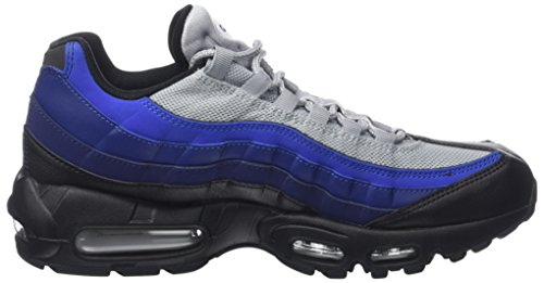 NIKE Sneaker White Blue Black Multicolore Max Royal binary Essential deep Air Uomo game 95 rITqrU4