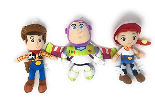 Disney Pixar Toy Story Jessie Plush, 8