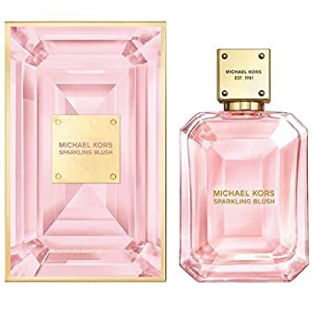 137122e881ad Amazon.com   Michael Kors Sparkling Blush Eau de Parfum 3.4 oz   Beauty