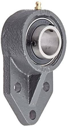 """NEW UCFB201-08  High Quality 1//2/"""" Insert Bearing with 3-Bolt Bracket Flange"""
