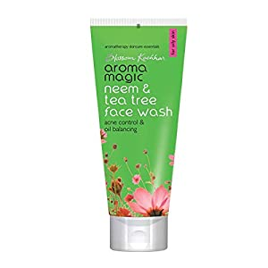 Aroma Magic Face Wash 100 ml (Neem)