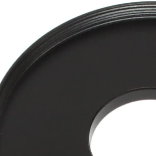 25mm Lens to 58mm Accessory Pixco 25-58mm Step-Up Metal Adapter Ring