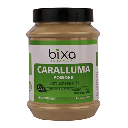 Caralluma Fimbriata Powder supplement metabolism