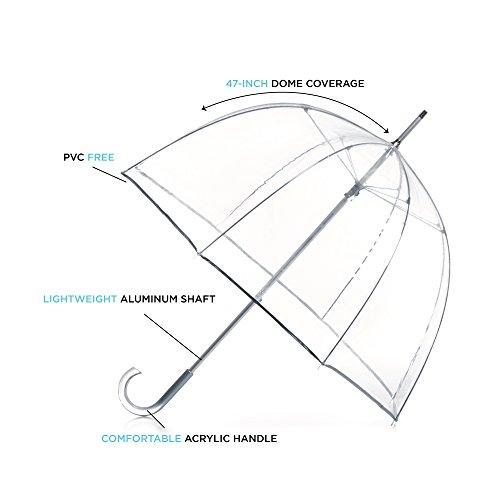 totes Signature Clear Bubble Umbrella by Totes (Image #1)