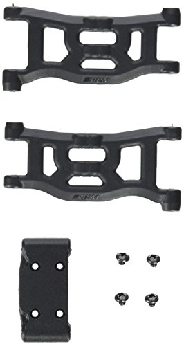 Price comparison product image RPM Front A-Arms and Bulkhead for ASC B4,  B4.1,  and B4.2,  Black