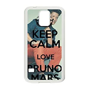 DAZHAHUI Bruno Mars durable Cell Phone Case for Samsung Galaxy S5