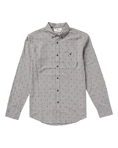 Billabong Mens All Day Long Sleeve Woven Shirts