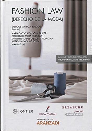 Amazon.com: Fashion law - derecho de la moda (9788491527985 ...