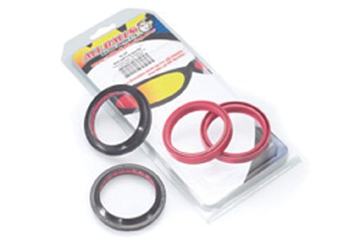 Replace Fork Seals (All Balls Fork And Dust Seal Kit-by-ALL BALLS-56-104)