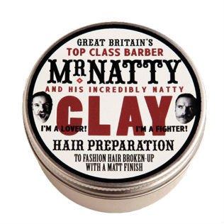 Mr Natty's Clay Hair Preparation by Mr. Natty