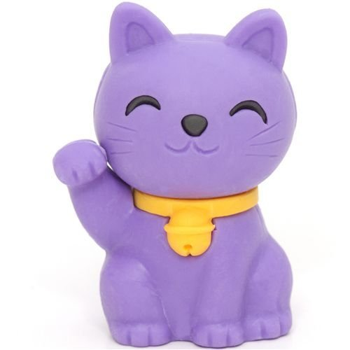 Image result for purple cat