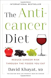 Book Cover: The Anticancer Diet: Reduce Cancer Risk Through the Foods You Eat